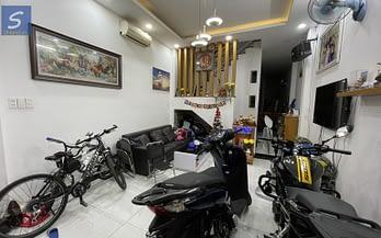 Bán nhà hẻm Võ Thị Nhờ Tân Thuận Đông